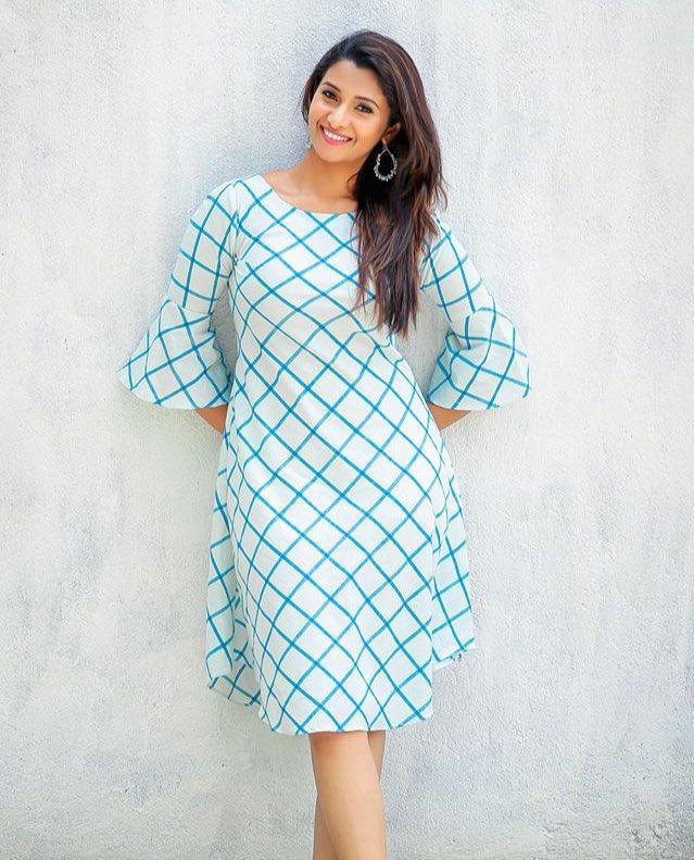 Priya Bhavani Shankar In Shrots Full HD Images