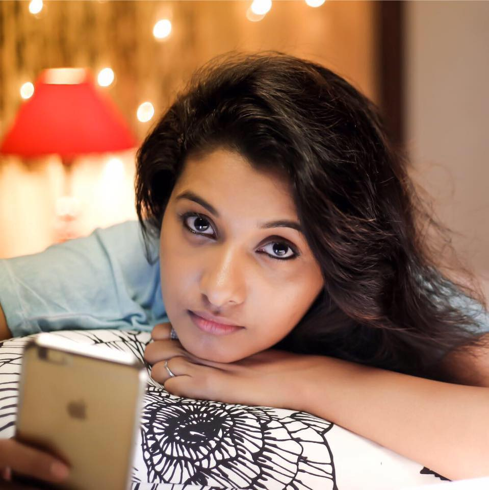 Priya Bhavani Shankar New Hair Style Images
