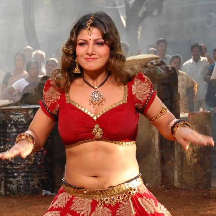 Rambha Navel Images In Bra