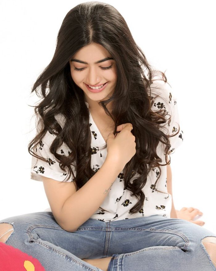 Rashmika Mandanna Bold Pics