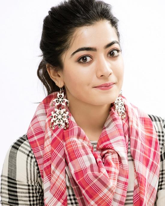 Rashmika Mandanna Hot