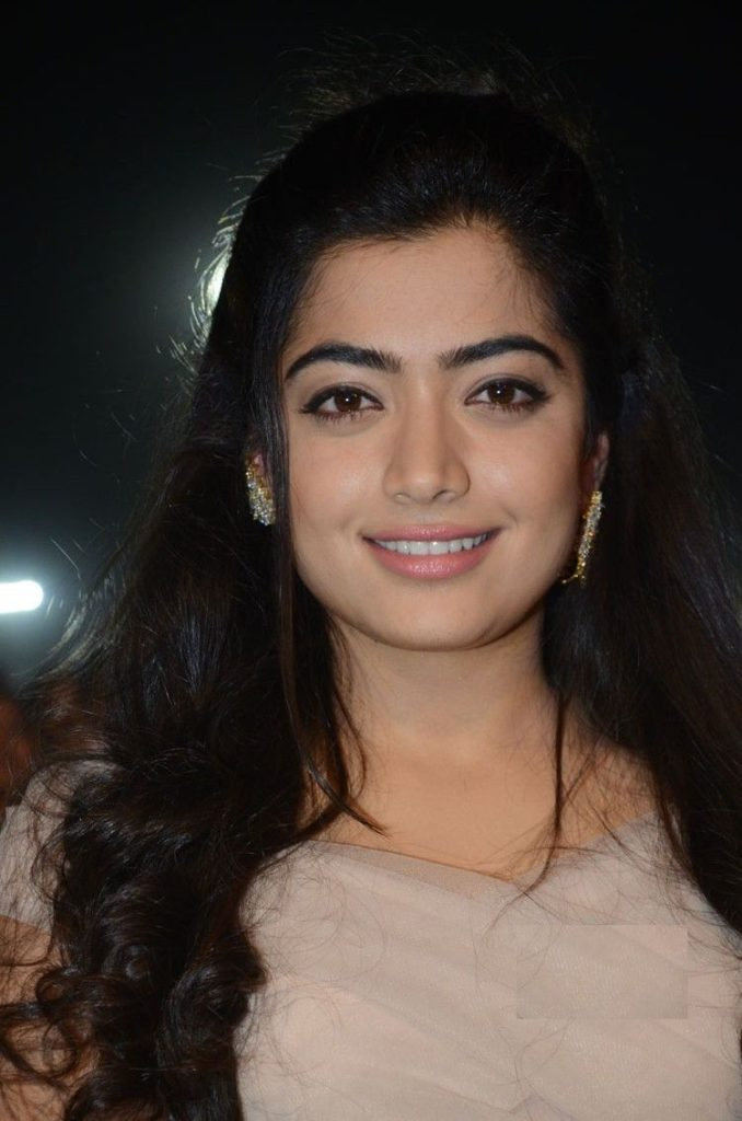 Rashmika Mandanna Smile Images
