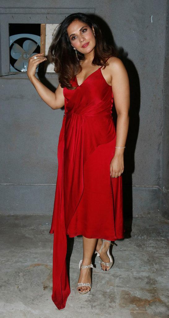 Richa Chadda Cute Pics At Event