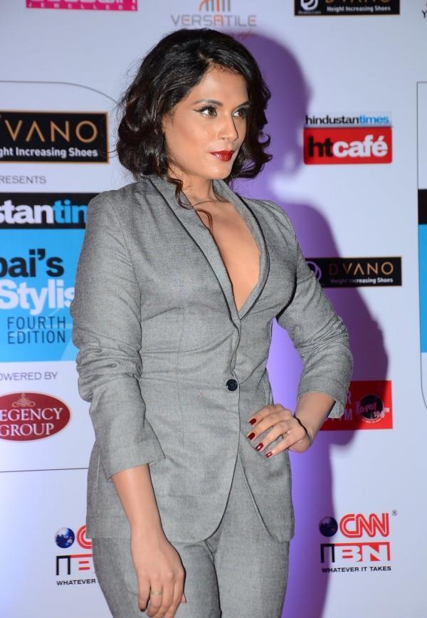 Richa Chadda Hot Images At Award Show
