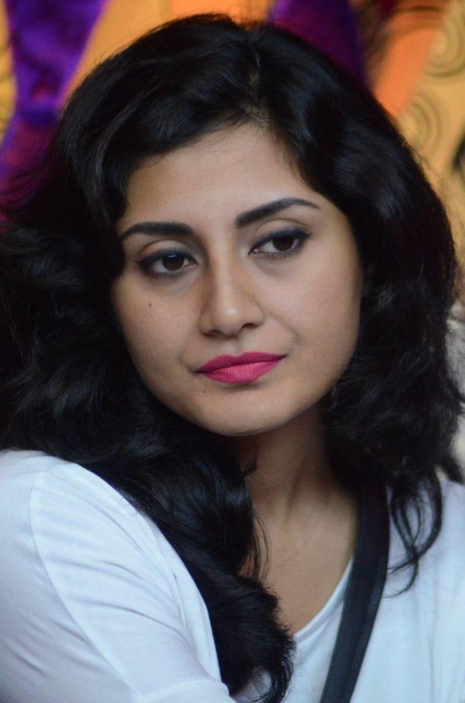 Rimi Sen Latest Hair Style Images