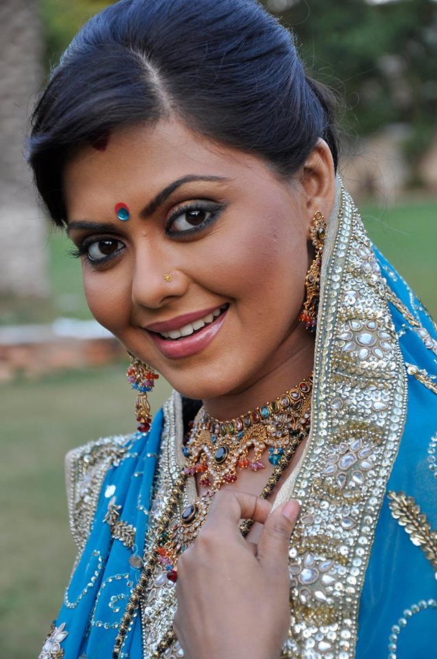 Rinku Ghosh Cute Smiling Photos