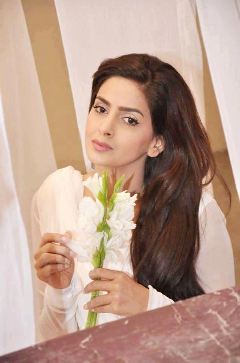 Saba Qamar Lovely Images