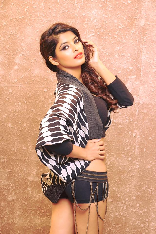 Sanchita Shetty In Bikini Photos Gallery