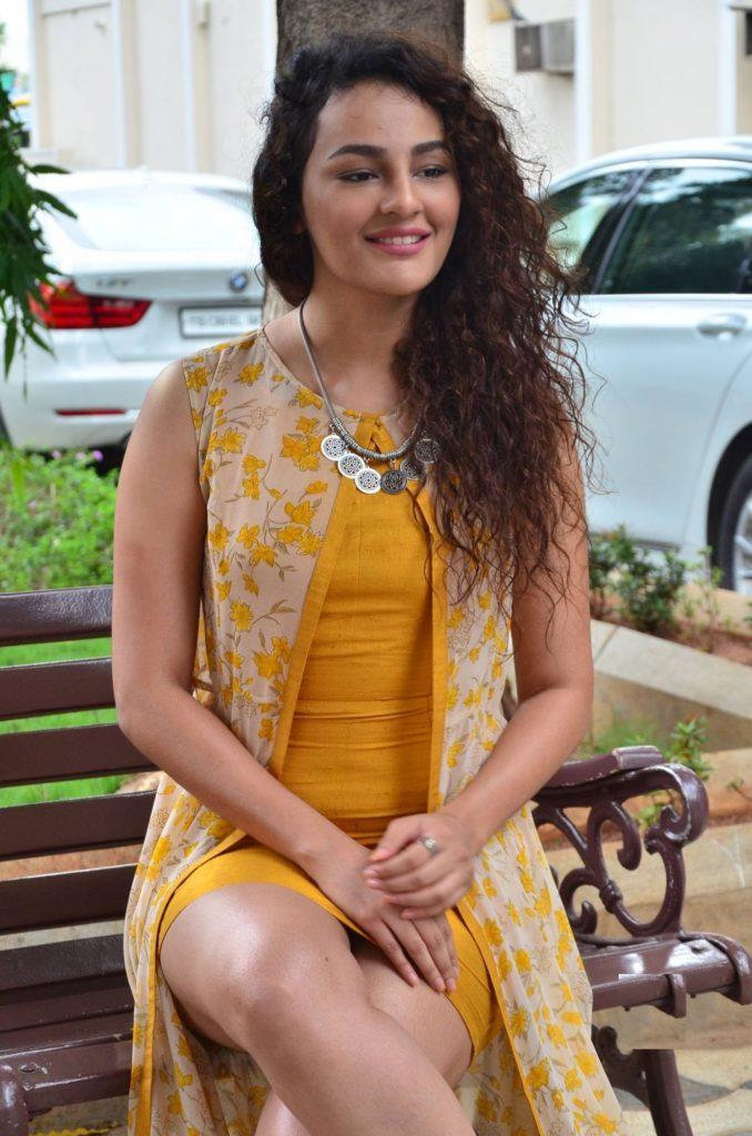 Seerat Kapoor In Panty Pics