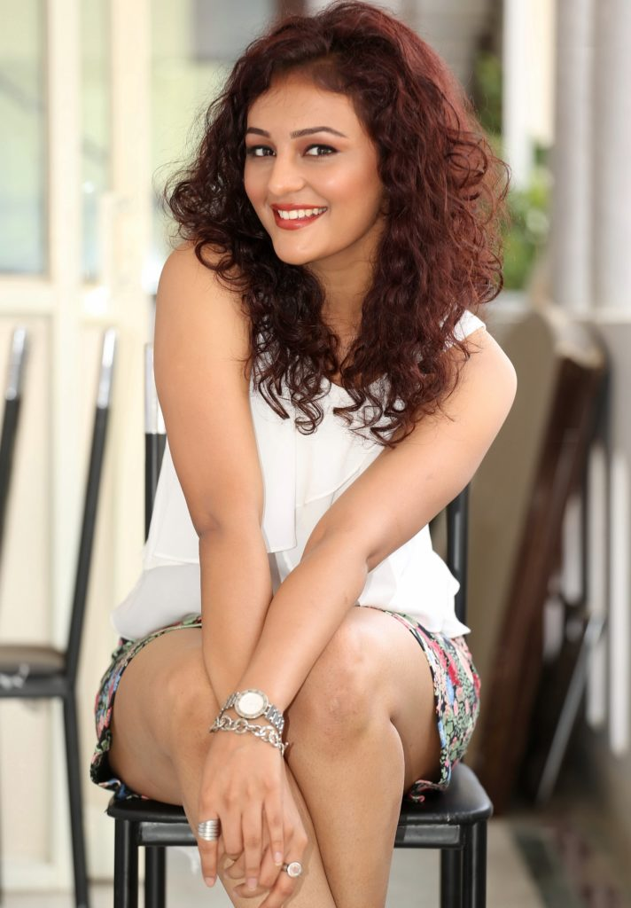 Seerat Kapoor Navel Bold Photos