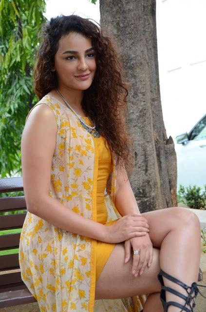 Seerat Kapoor Sexy Pics In Bra Panty