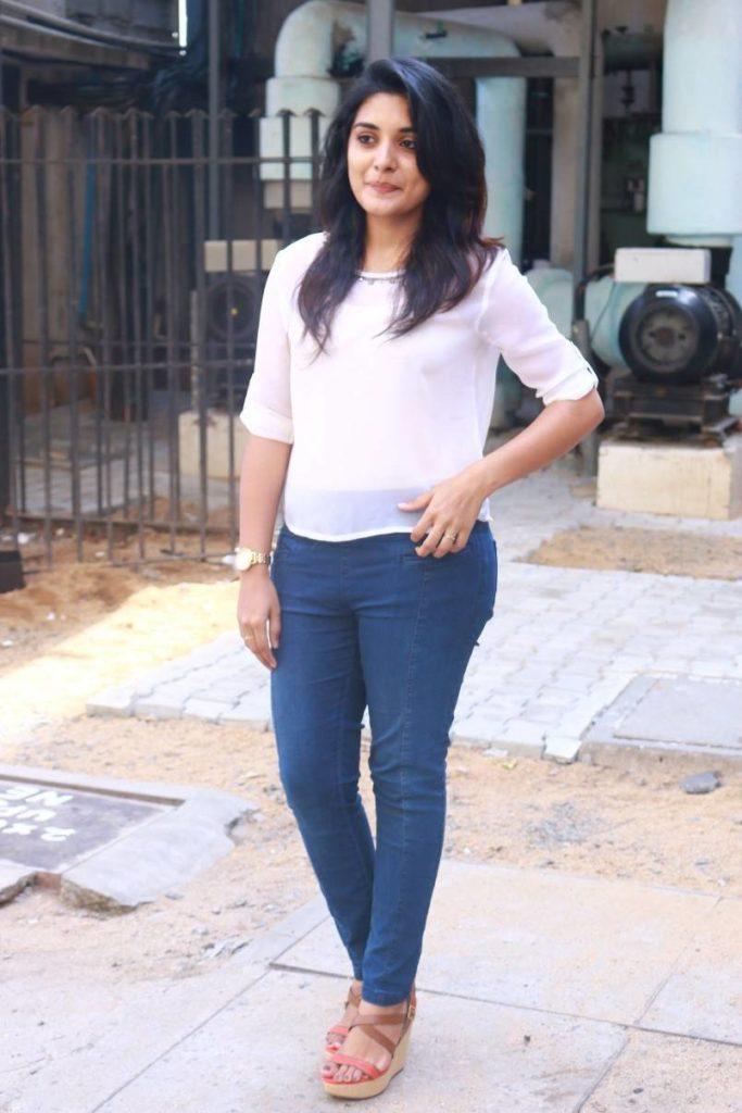South Actress Niveda Thomas Hot Images