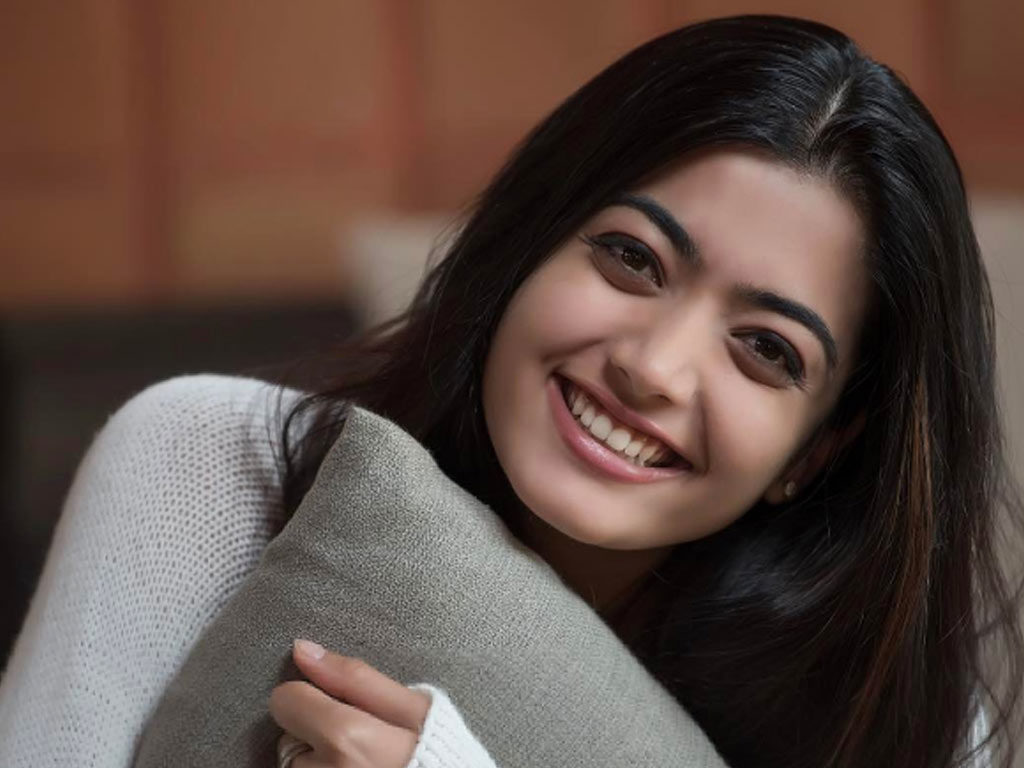 Stylish Actress Rashmika Mandanna Bold Photoshoot