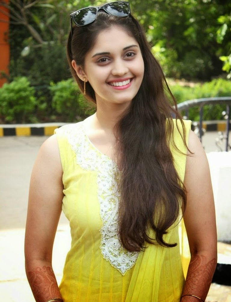 Surabhi Cute Smiling Pictures