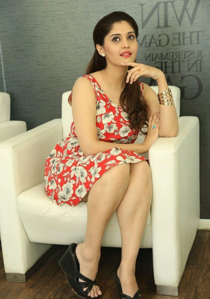 Surabhi Sexy Legs Pics In Shorts