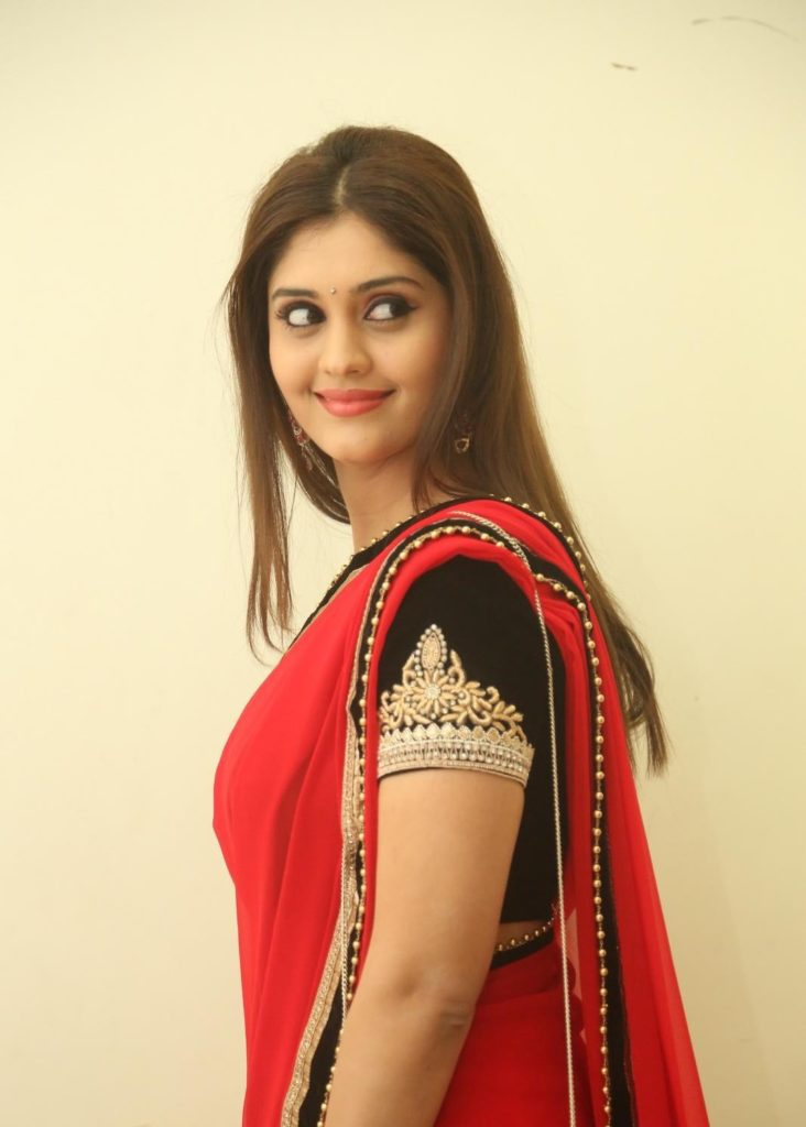 Surabhi Sexy Pictures In Saree