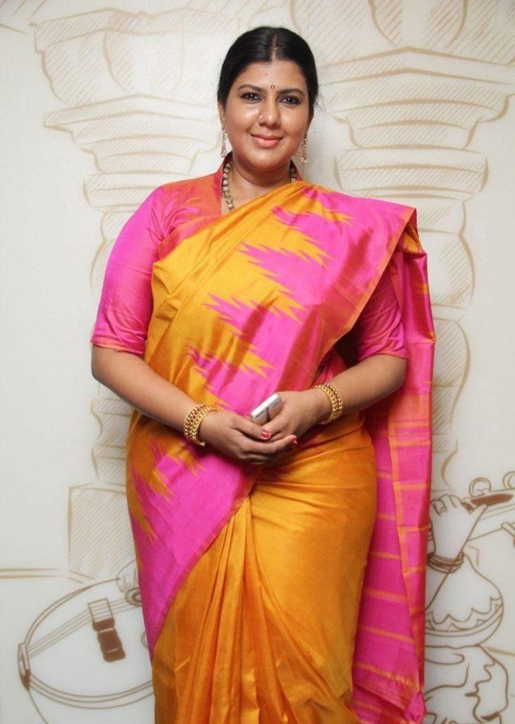 Swarnamalya Bold Pics