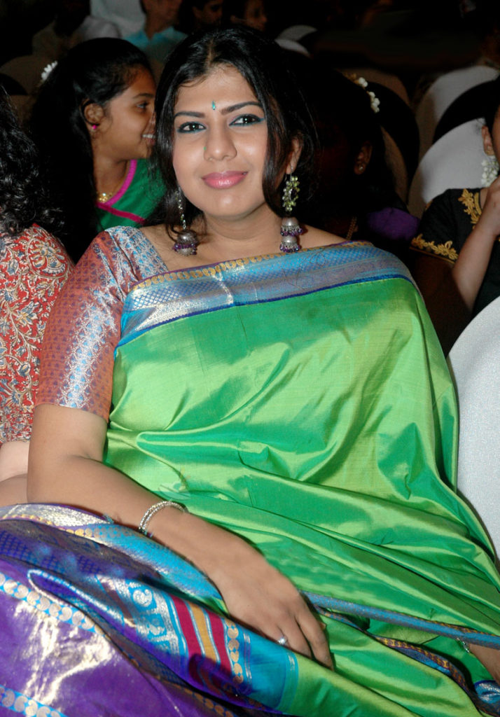Swarnamalya Hot Pics At Awrads Show