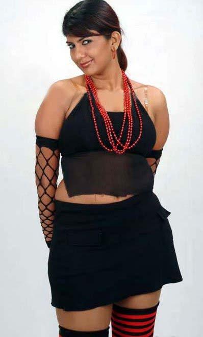 Swarnamalya In Shorts Bold Pictures