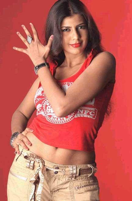 Swarnamalya Navel Sexy Pictures