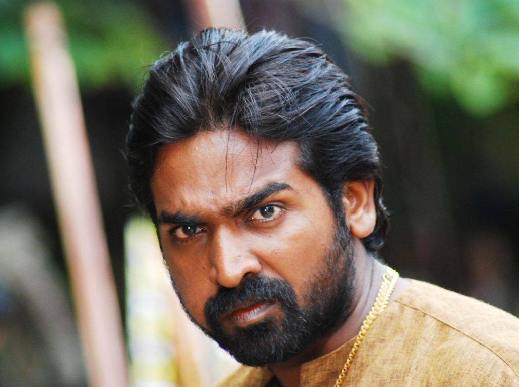 Vijay Sethupathi Beard Look Pics