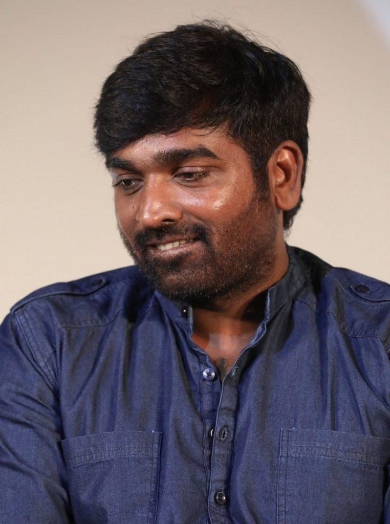 Vijay Sethupathi Cute Pics At Event