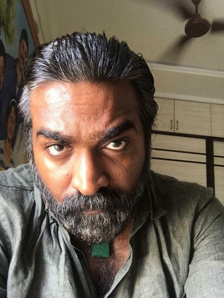 Vijay Sethupathi Danger Look Pics