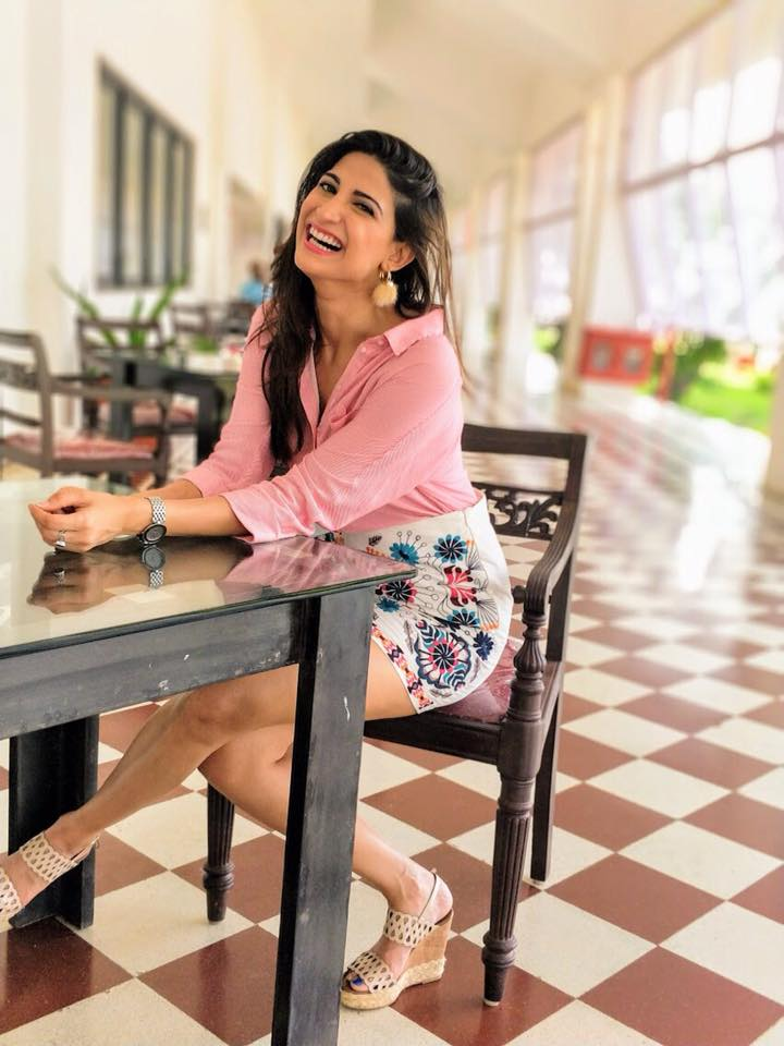 Aahana Kumra In Hotel Photos