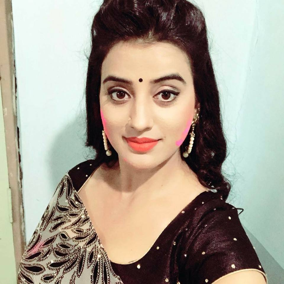 Akshara Singh Bold Images