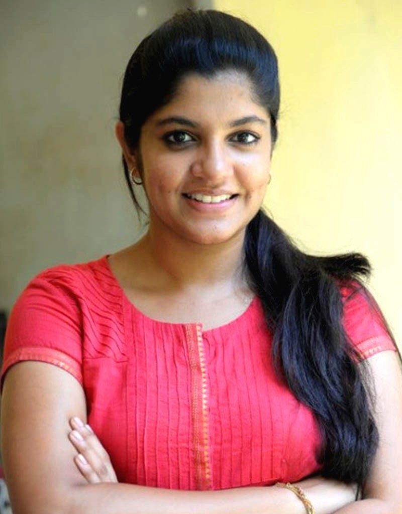 Aparna Balamurali Cute Pics Gallery