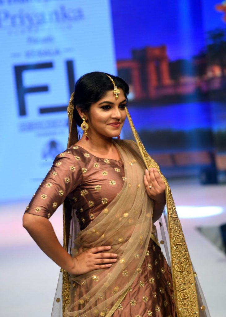 Aparna Balamurali Hot Images At Rampwalk