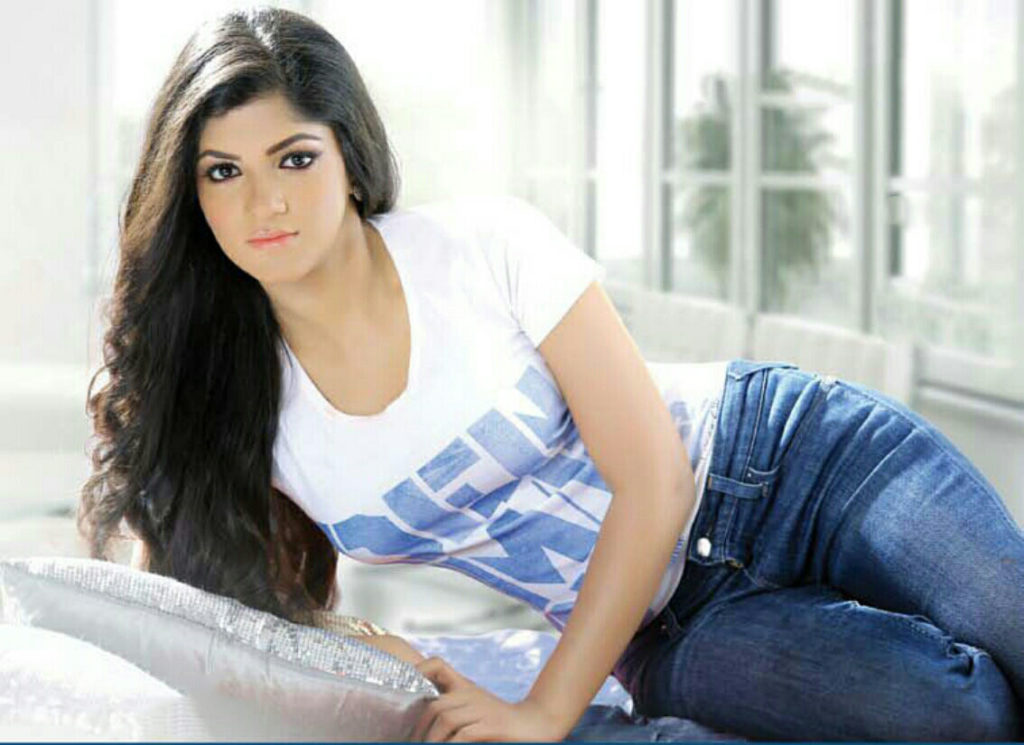 Aparna Balamurali In Jeans Top Photos