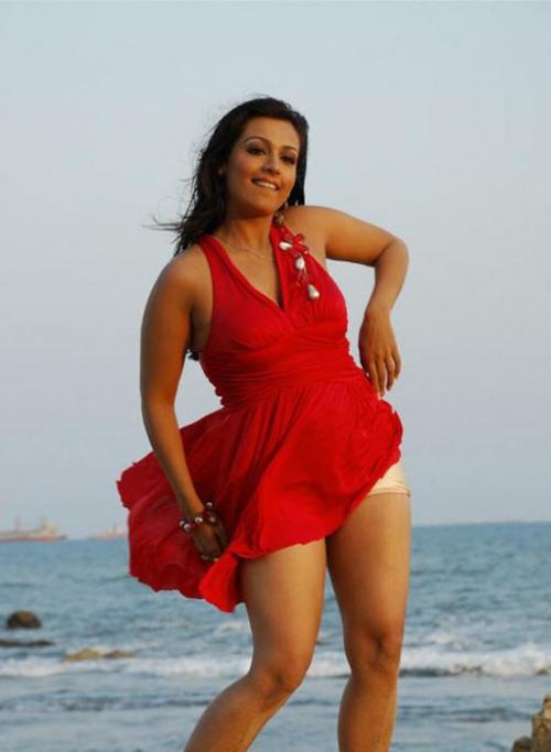 Asha Saini In Bikini Wallpapers