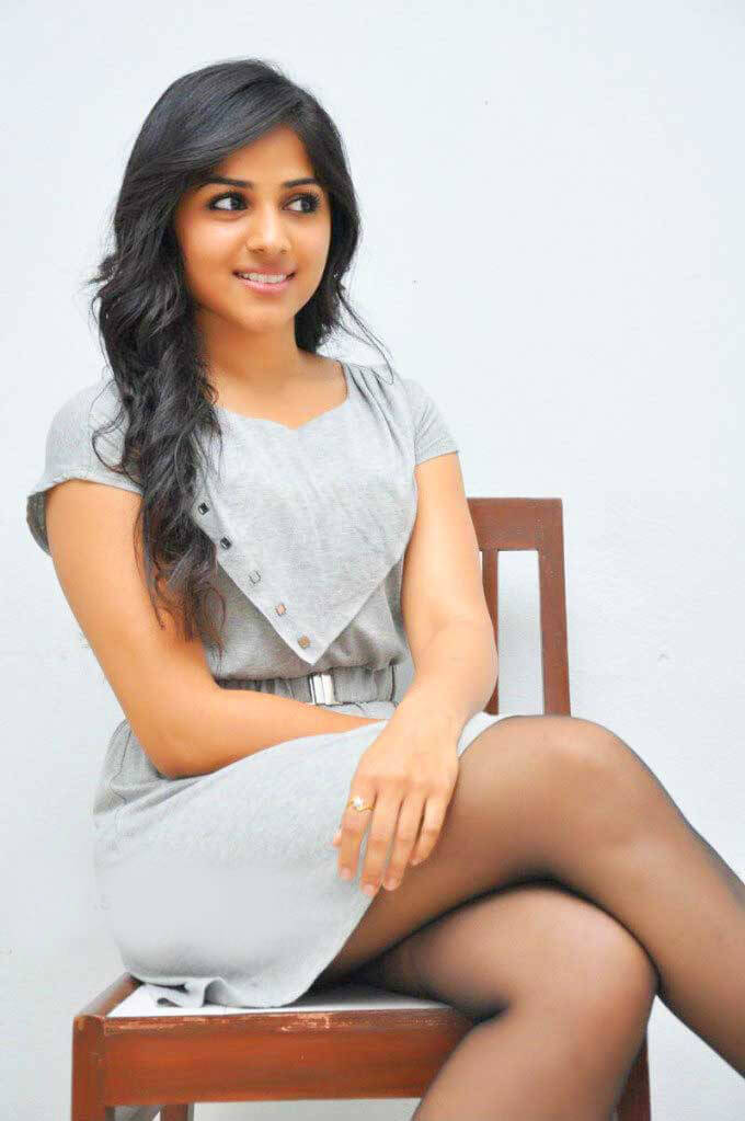 Chandini Sreedharan Sexy Thighs Images