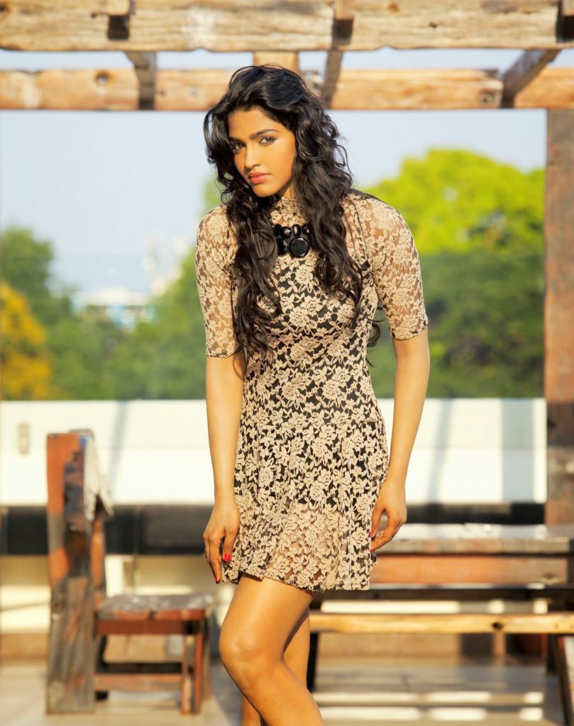 Dhansika In Bikini Bold Pics
