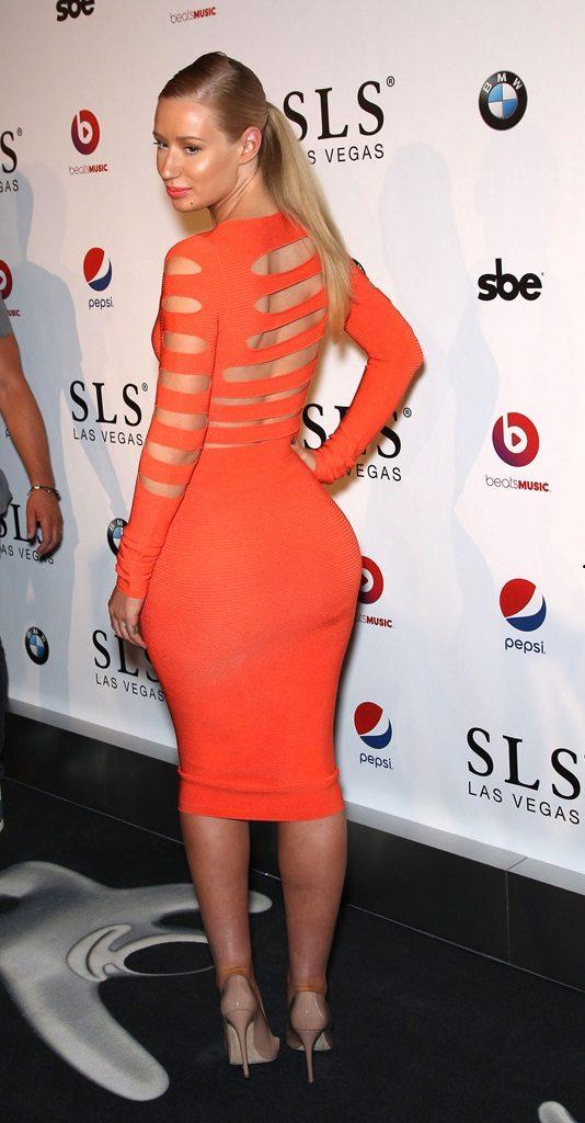 Iggy Azalea Sexy Backside Images