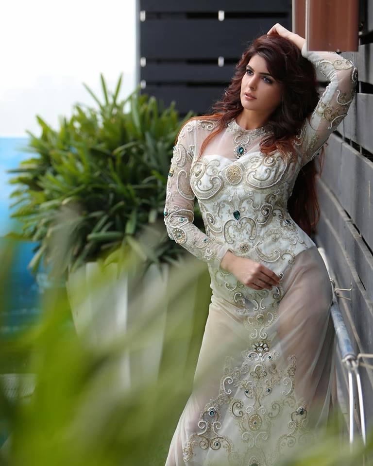 Ihana Dhillon In Bikini Wallpapers