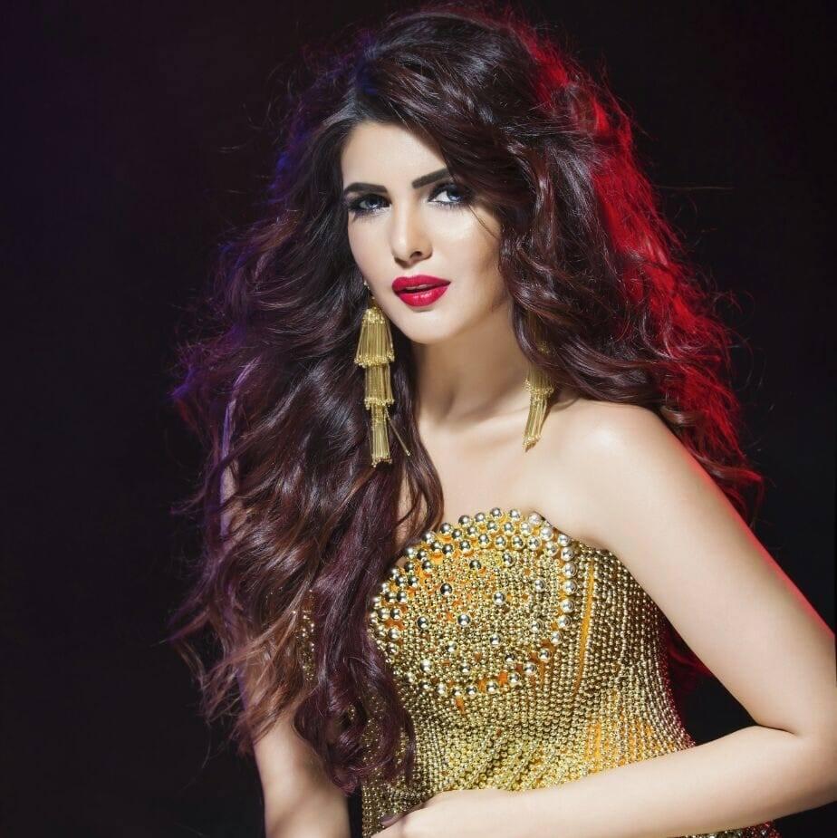 Ihana Dhillon Sexy Eyes Photos