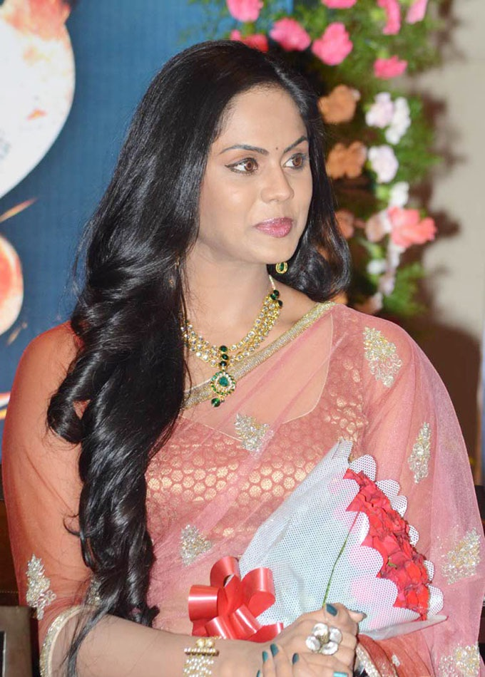 Karthika Nair Cute Pics At Event