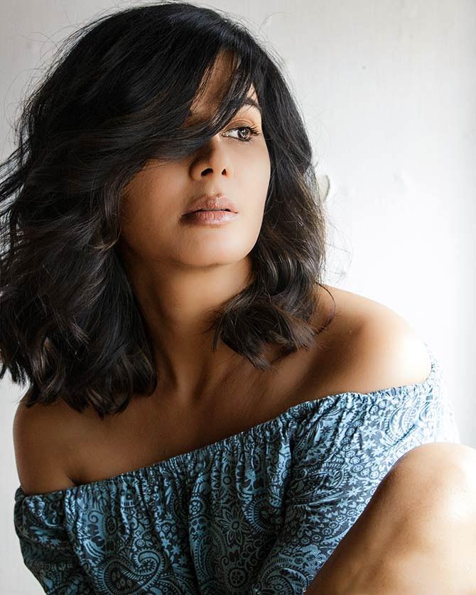Kirti Kulhari Latest Hair Style Pics
