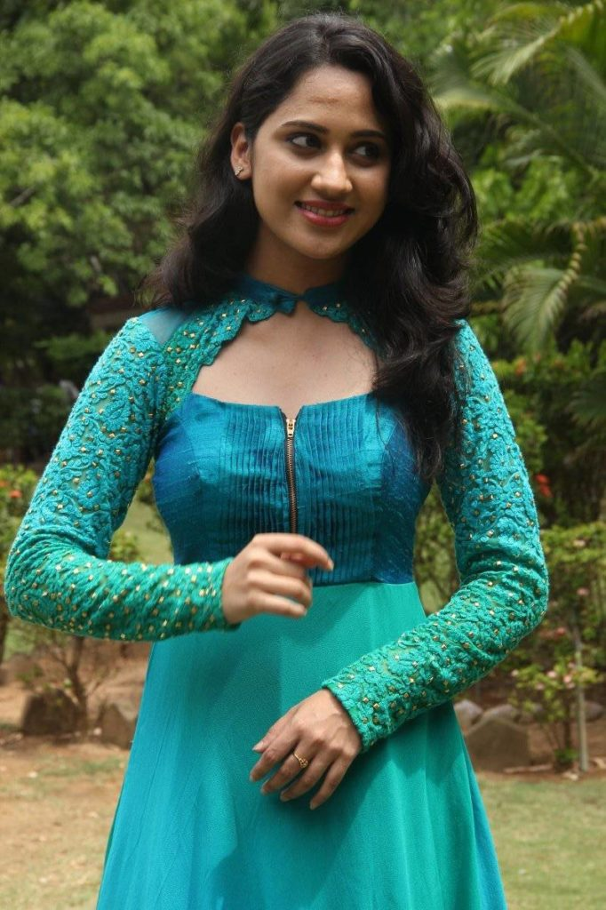 Miya George In Salwar Suit Photos