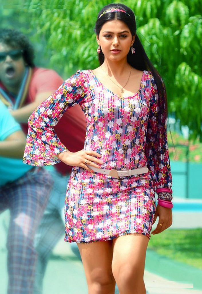 Monal Gajjar In Shorts Pics