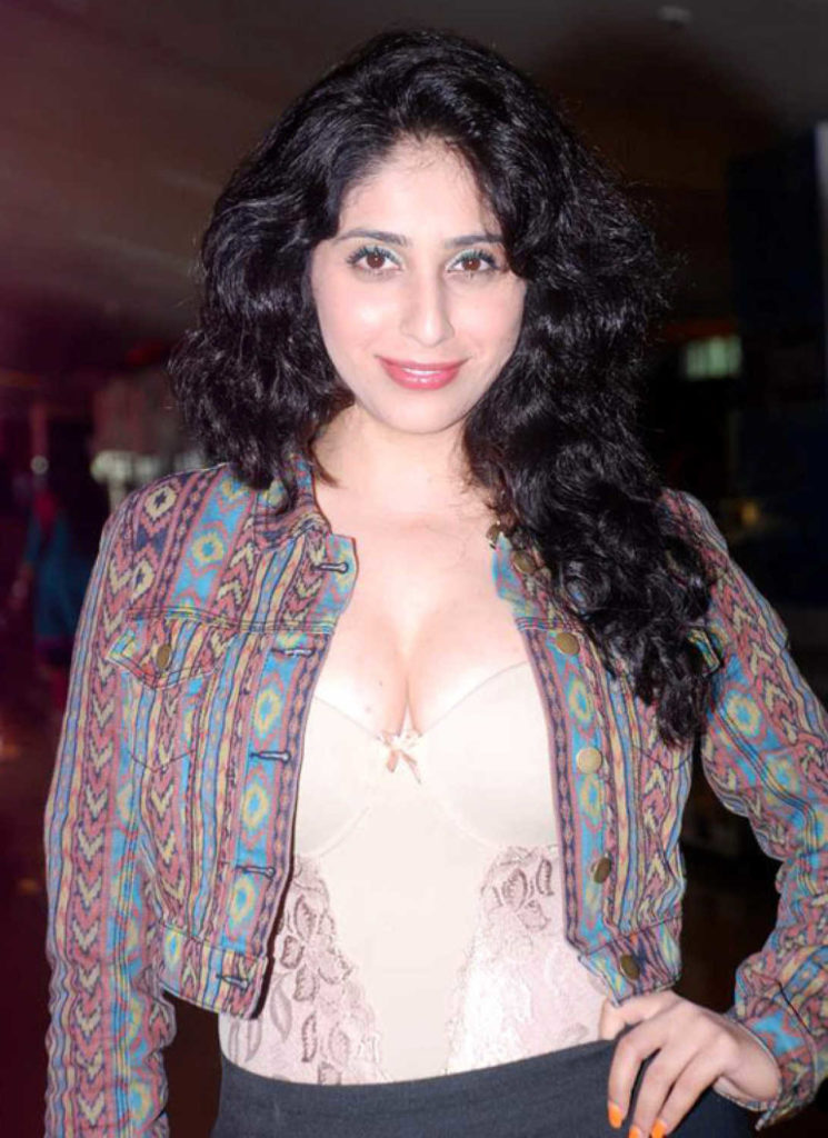 Neha Bhasin Sweet Smile Photos