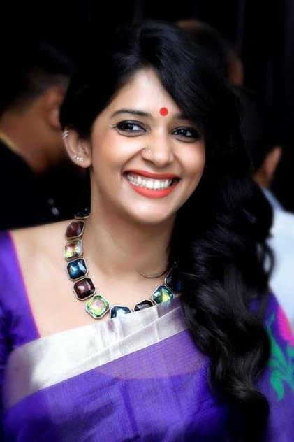 Nyla Usha Smiling Pics