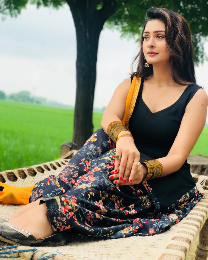 Payal Rajput Full HD Pics