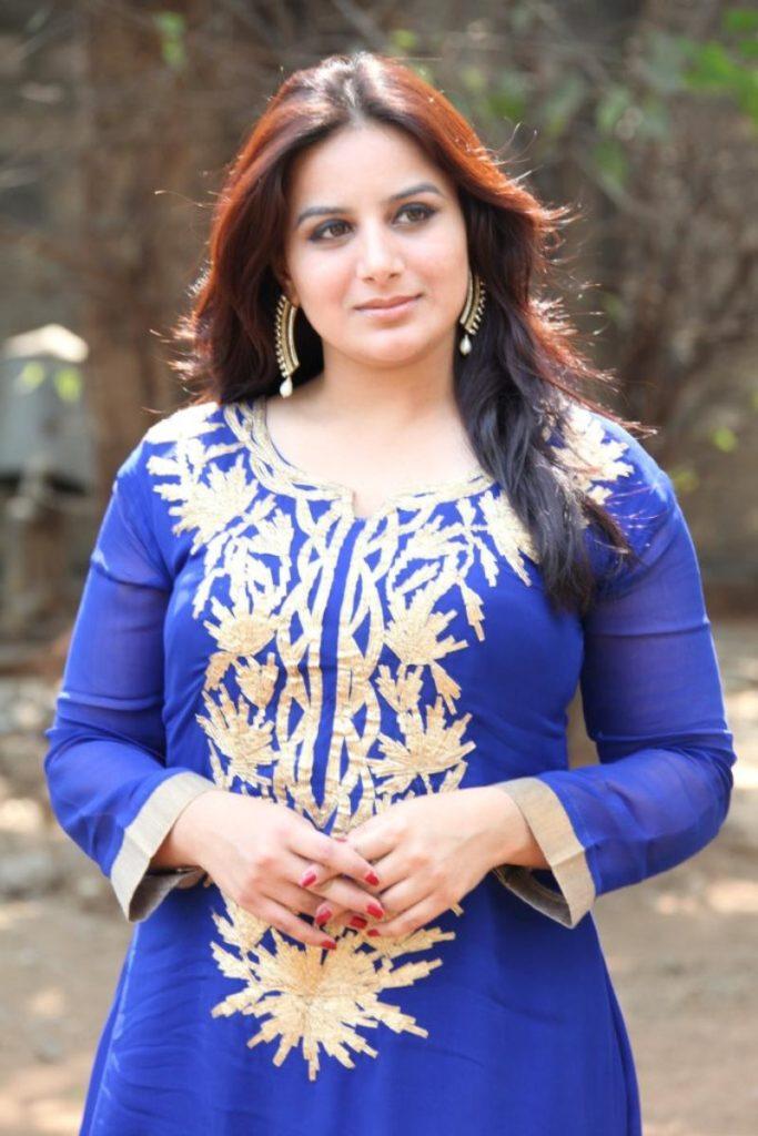 Pooja Gandhi In Salwar Kameez Photos