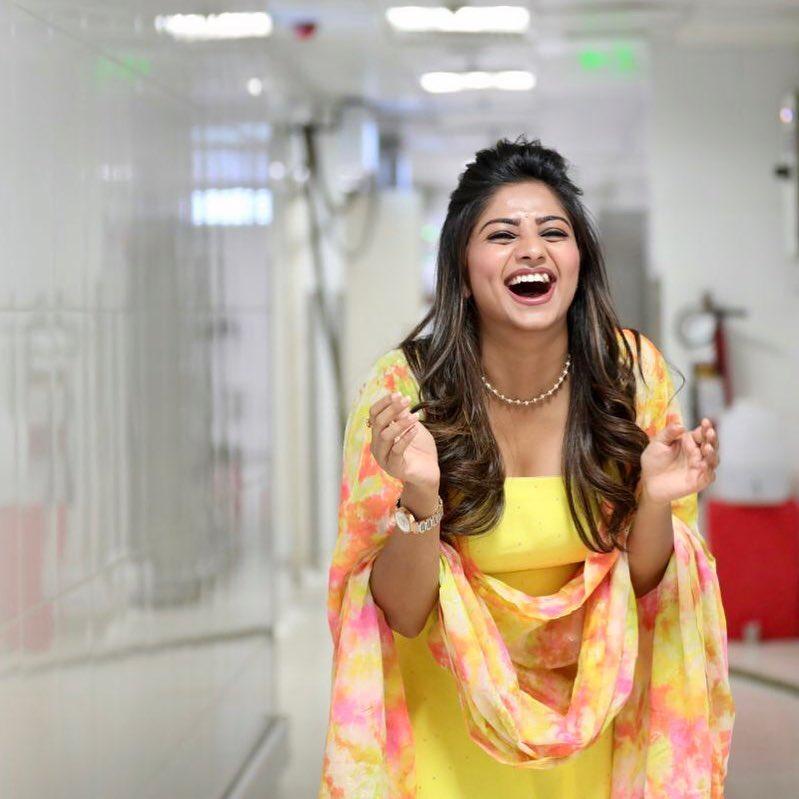 Rachita Ram Bold Photos