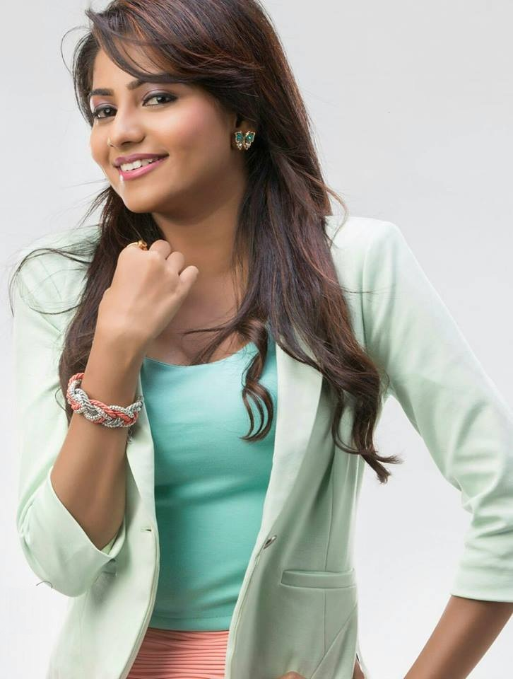 Rachita Ram Bold Photoshoot
