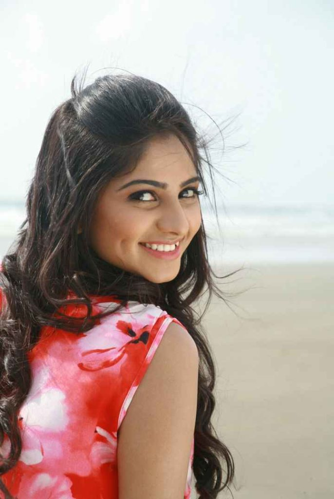 Rachita Ram Cute Smile Pictures