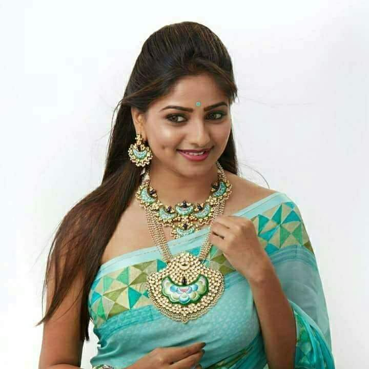 Rachita Ram Hot Photos In Saree